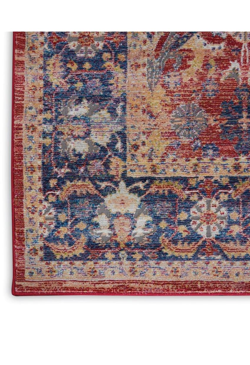 Ankara Global Rug ANR02 Red