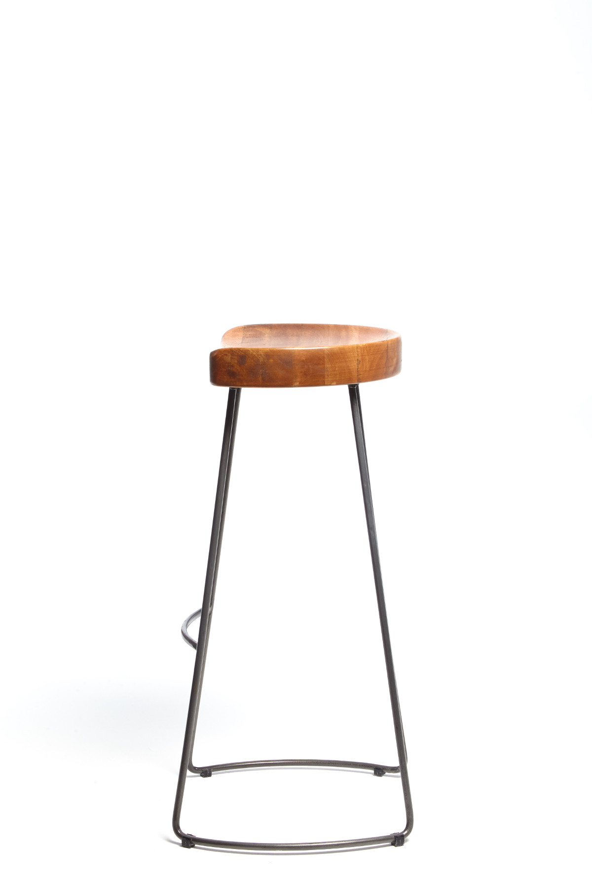 Reclaimed Tractor Stool