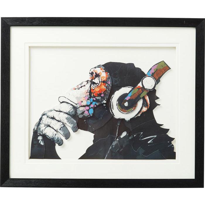 Art Monkey Picture