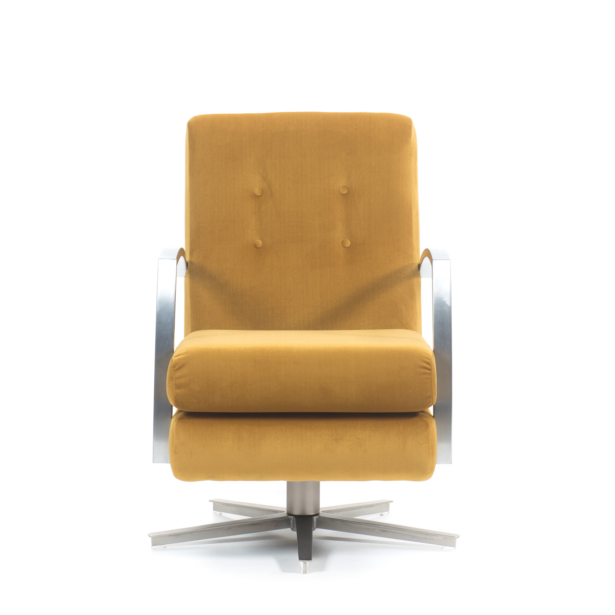 Bromyard Oslo Swivel Chair Grade C