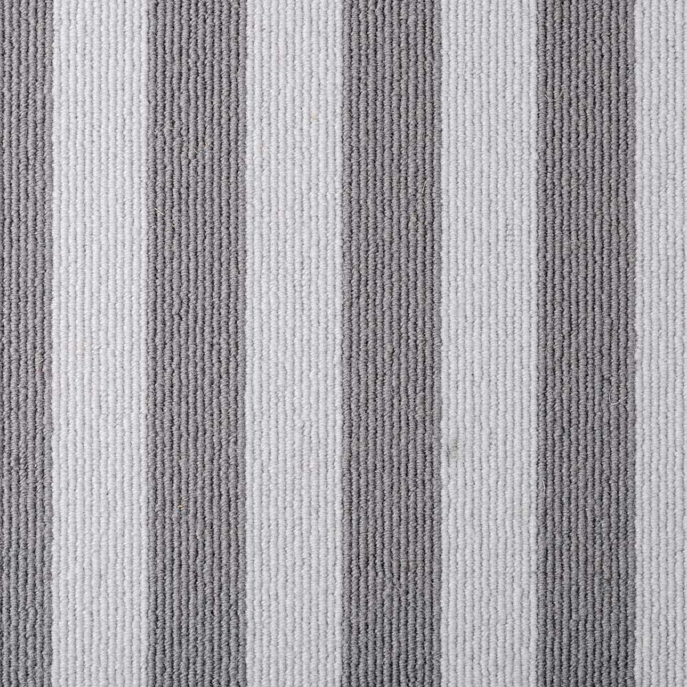 Wool Blocstripe Moon Mineral