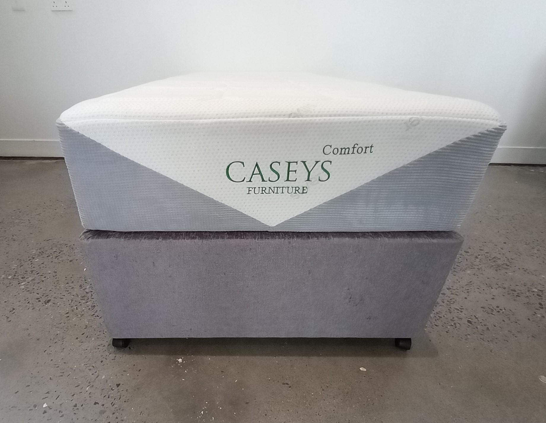 Caseys Comfort Mattress + Base (Single) OUTLET