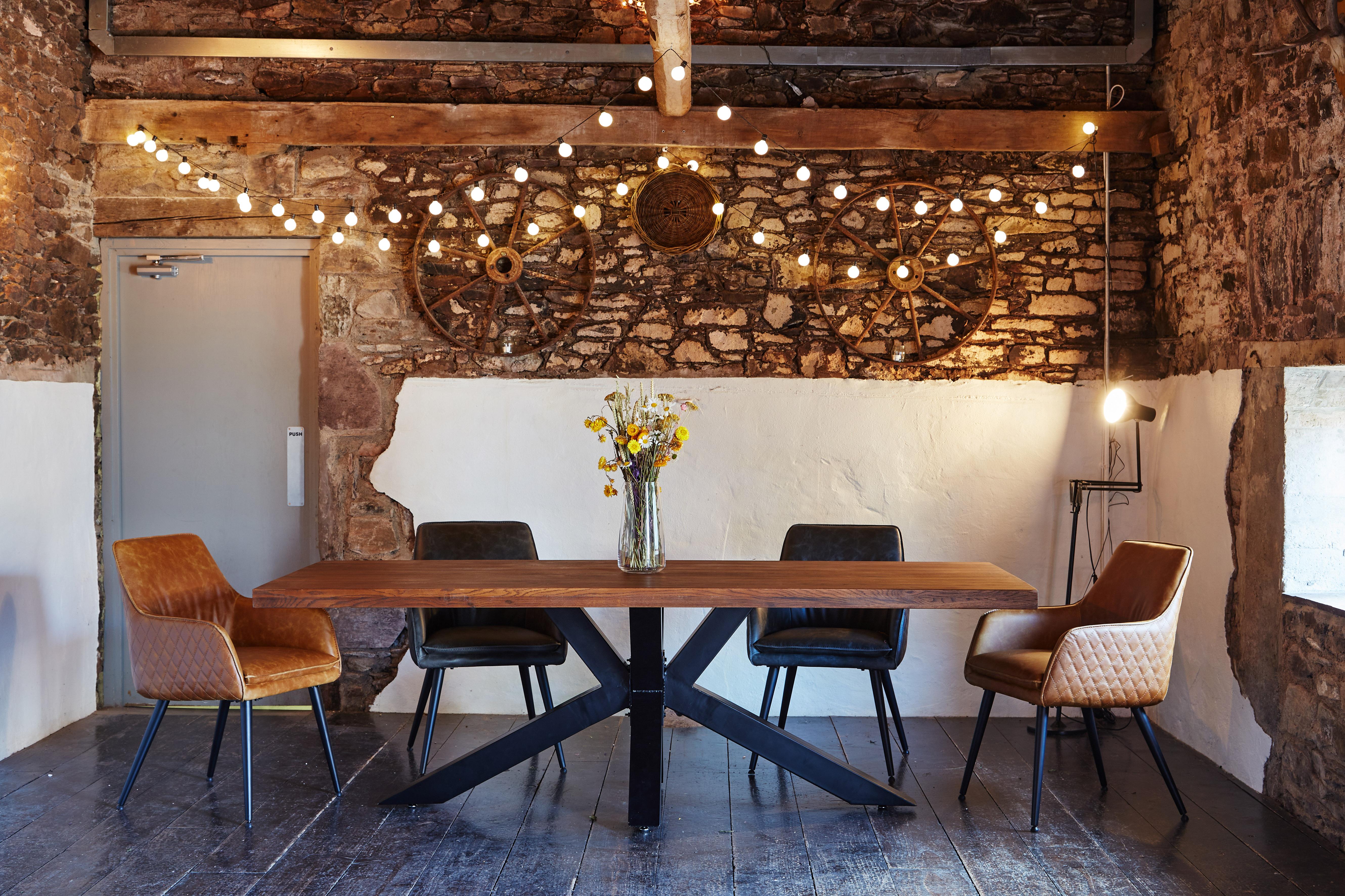 Heathfield Holburn Dining Table Large