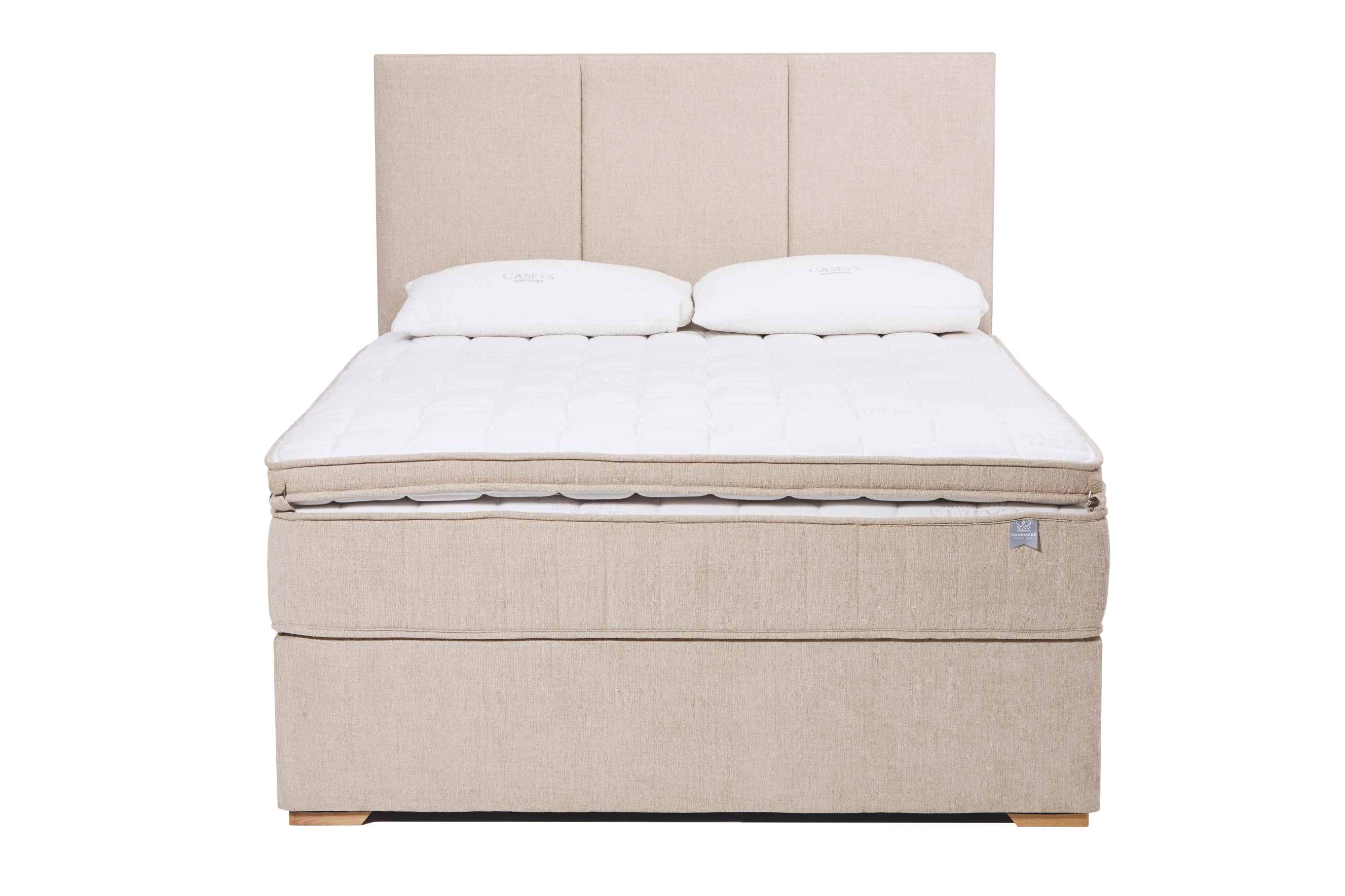 King Koil Caseys Superior Support Plus 4.6ft Mattress and 4 Drawer Divan