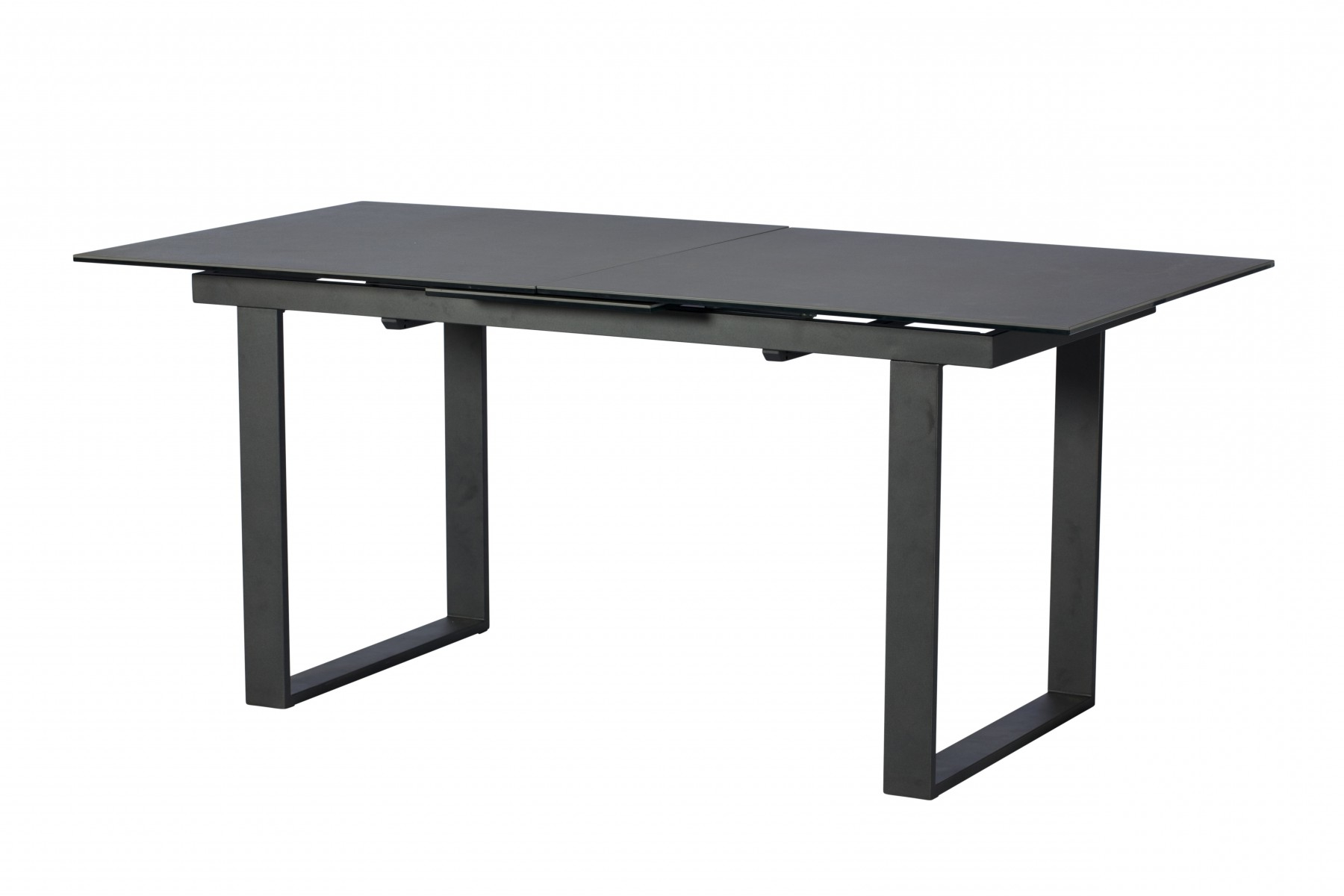 Monterrey Extending Dining Table - Dark Grey