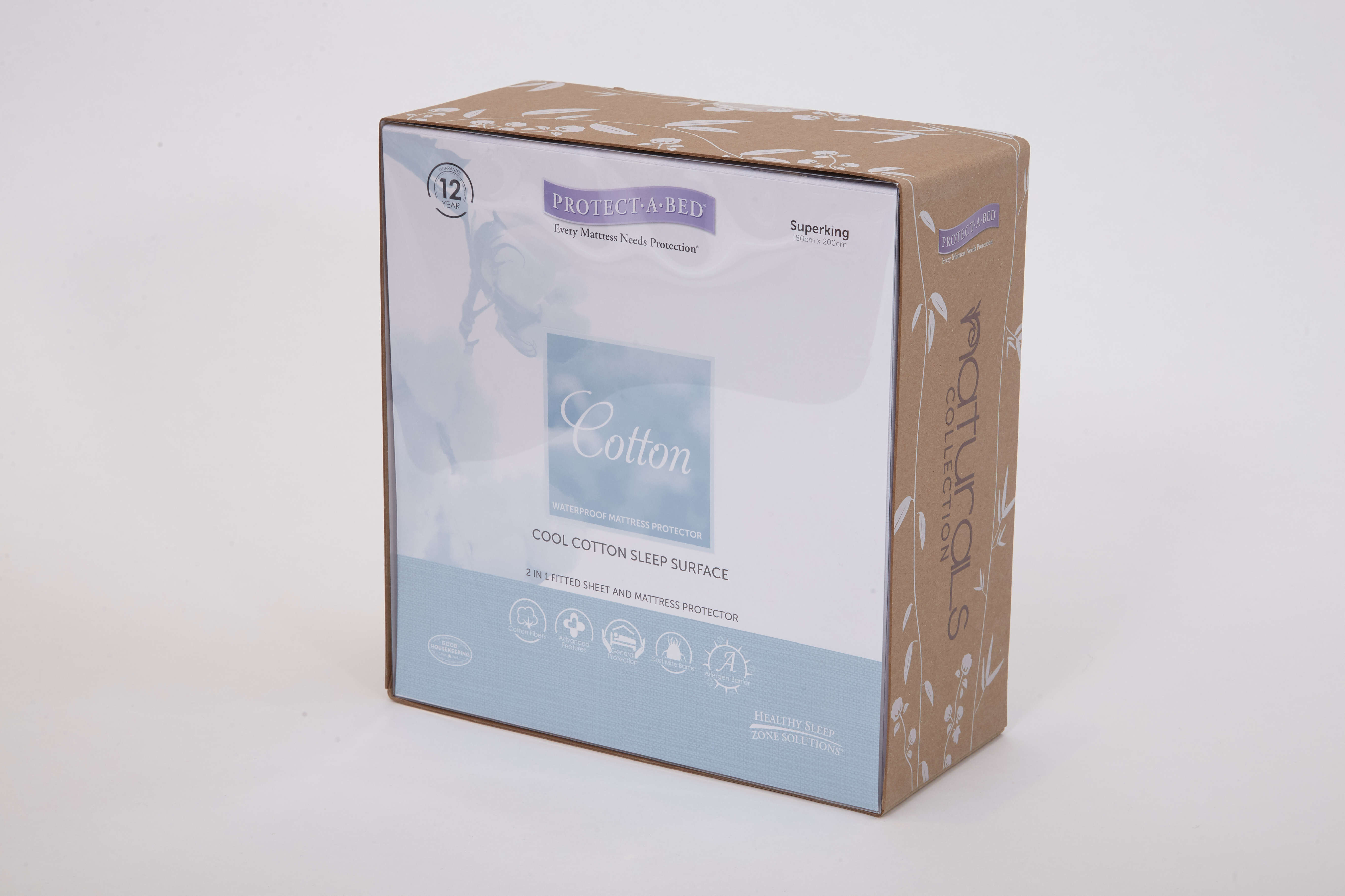Cotton Mattress Protector