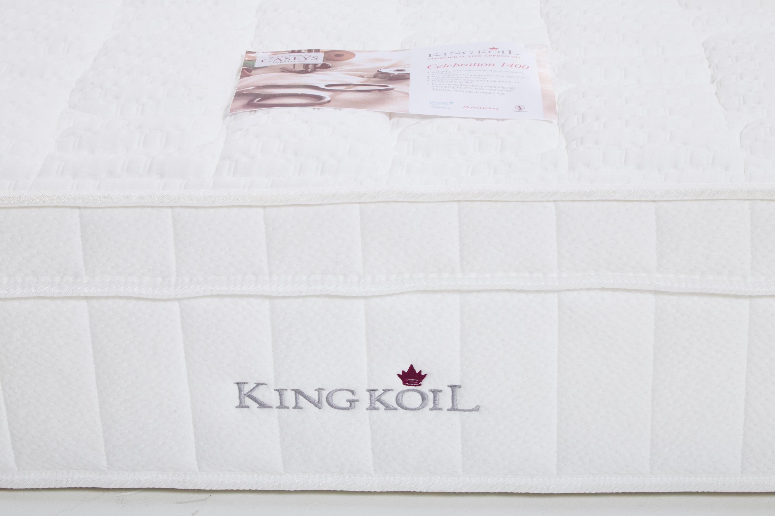 King Koil Celebration 1400 Mattress