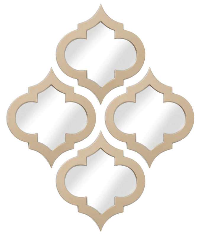 Clodagh Mirrors - Set of 4