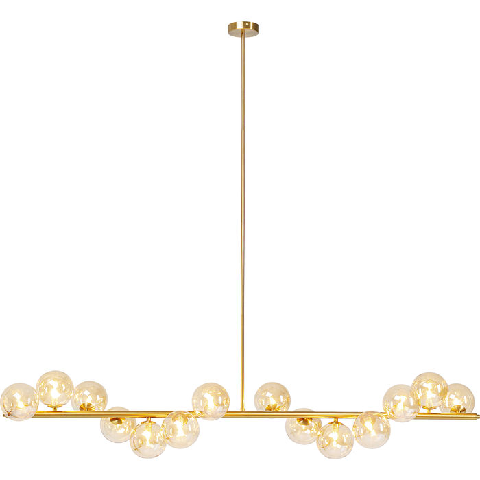 Scala Balls Brass Pendant Lamp