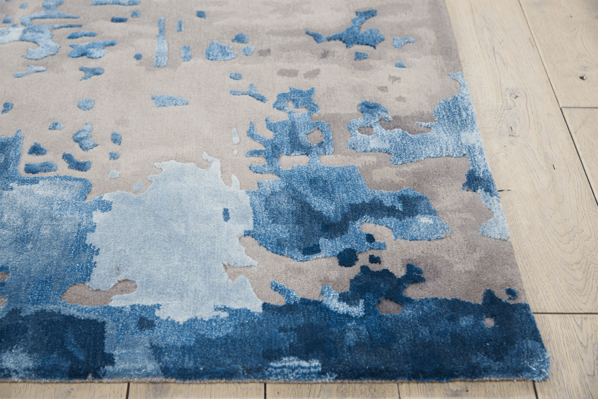 Prismatic Rug PRS10 Blue/Grey