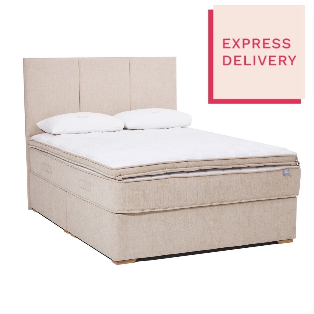 King Koil Caseys Superior Support Plus Mattress & Divan