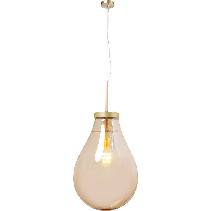 Pear Shaped Pendant Lamp