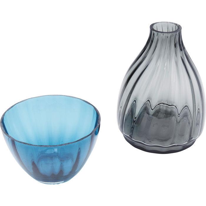Acqua Drop Vase Small