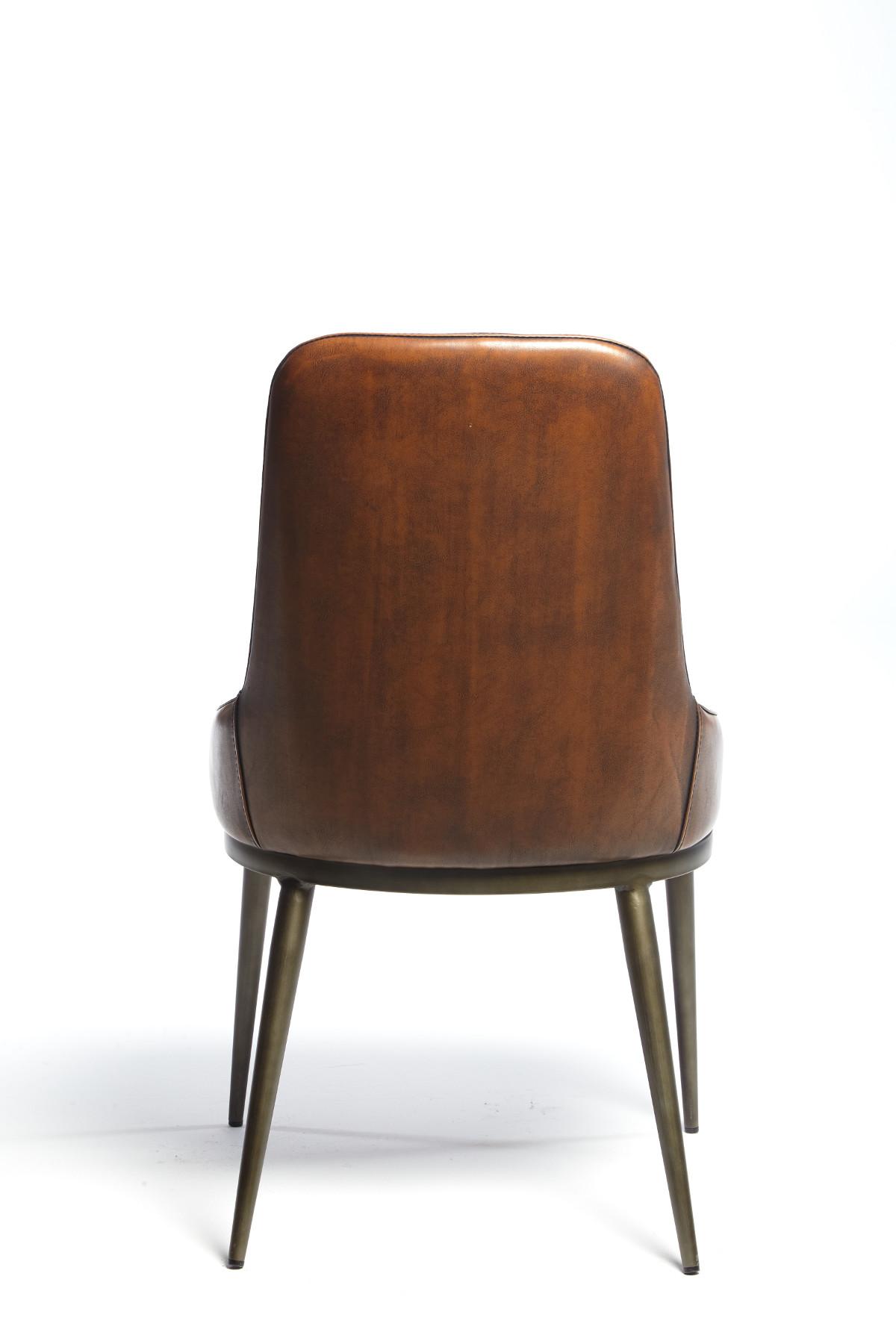 Retro Contour Chair