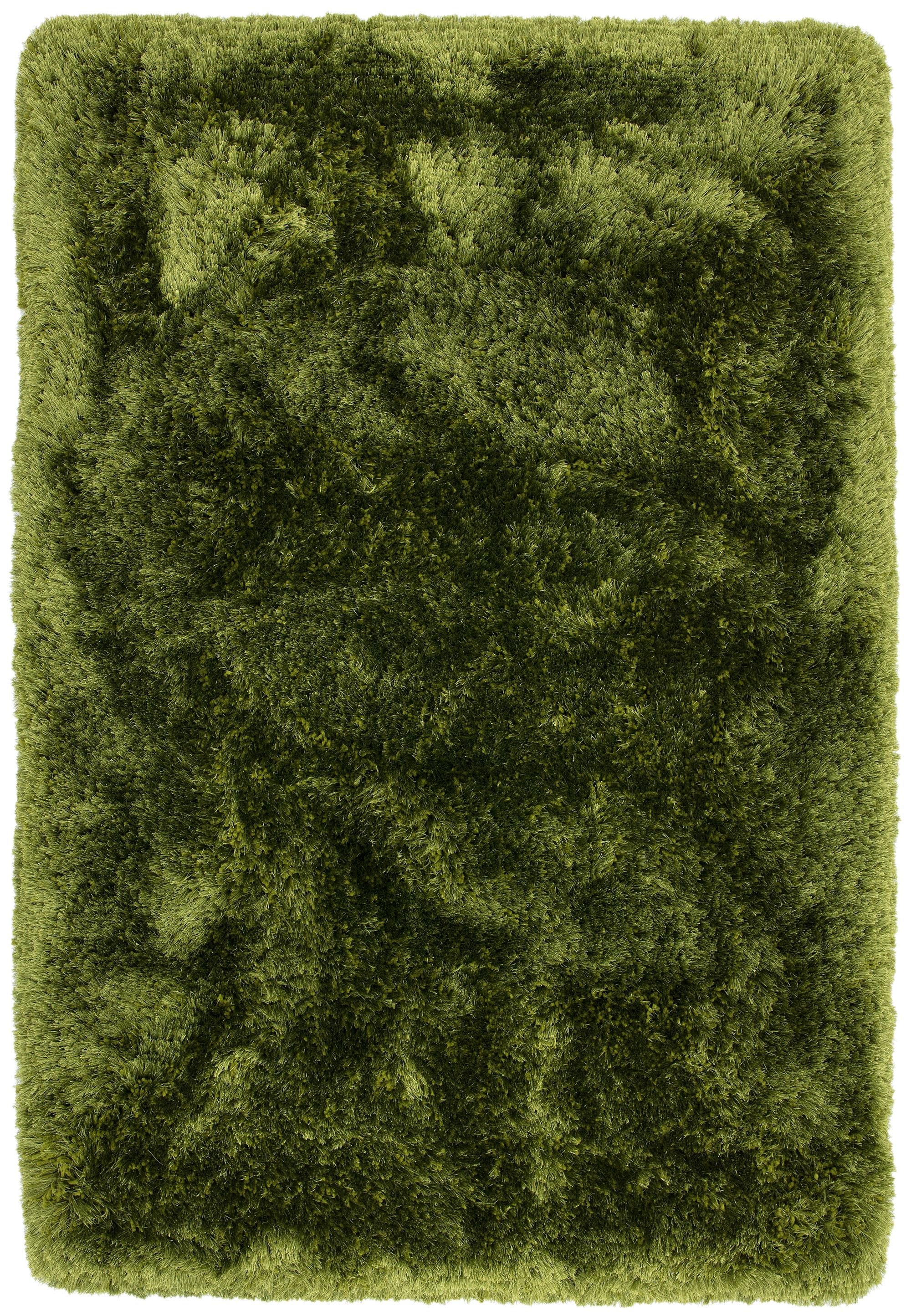 Plush Rug Green