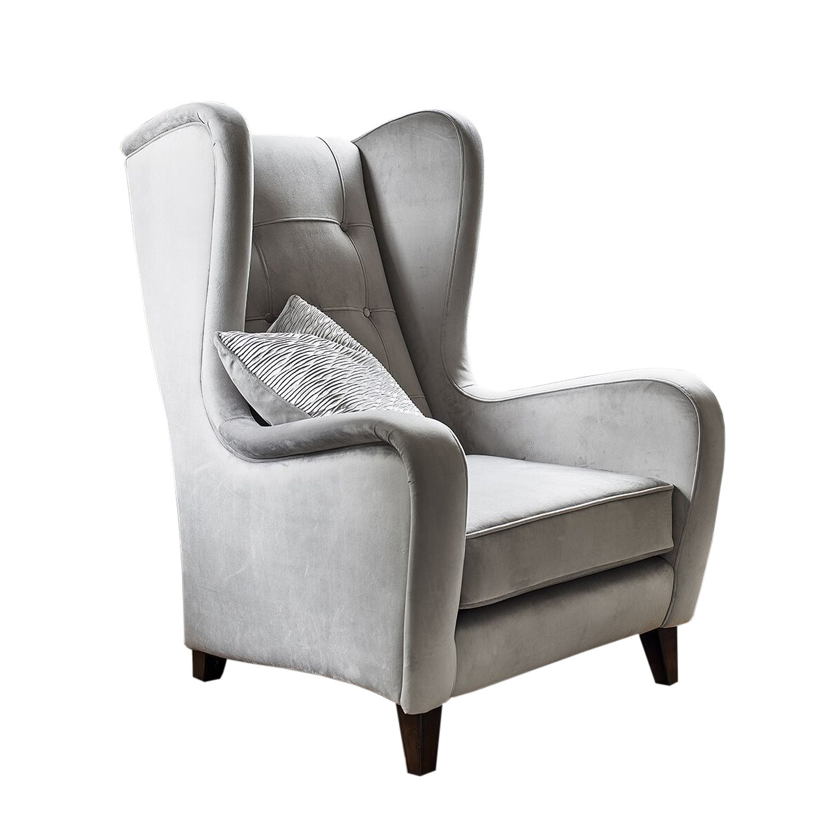 Victoria Throne Chair - OUTLET