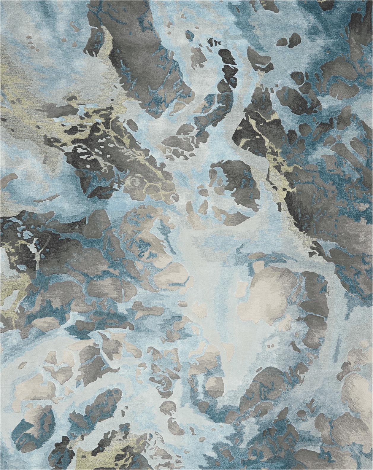 Prismatic Rug PRS14 Grey/Slate
