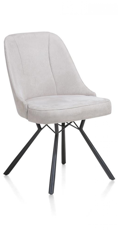 Jackson Dining Chair - Light Grey