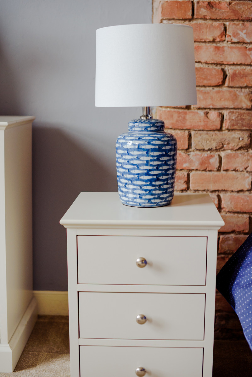 Caoimhe 3 Drawer Bedside Chest