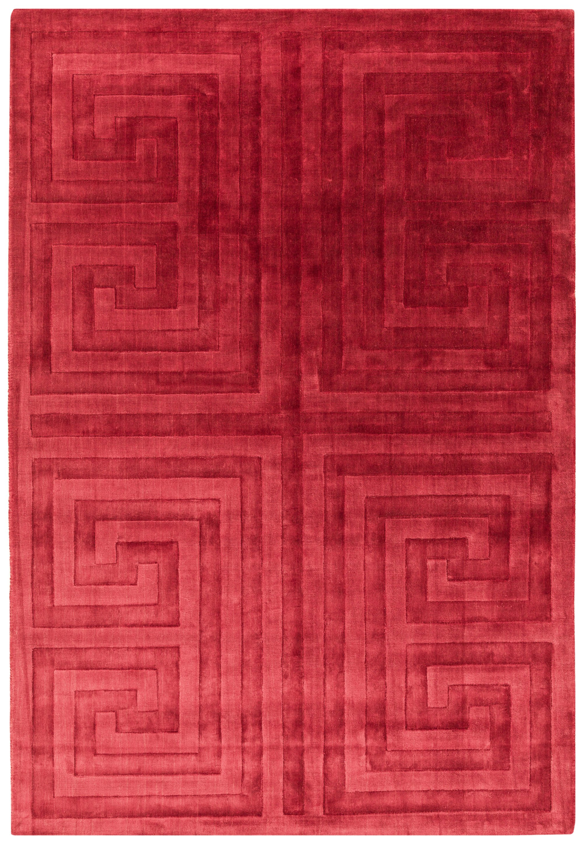 Kingsley Rug Red