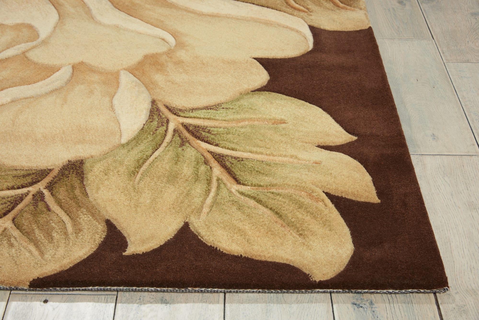 Tropics Rug TS09 Brown