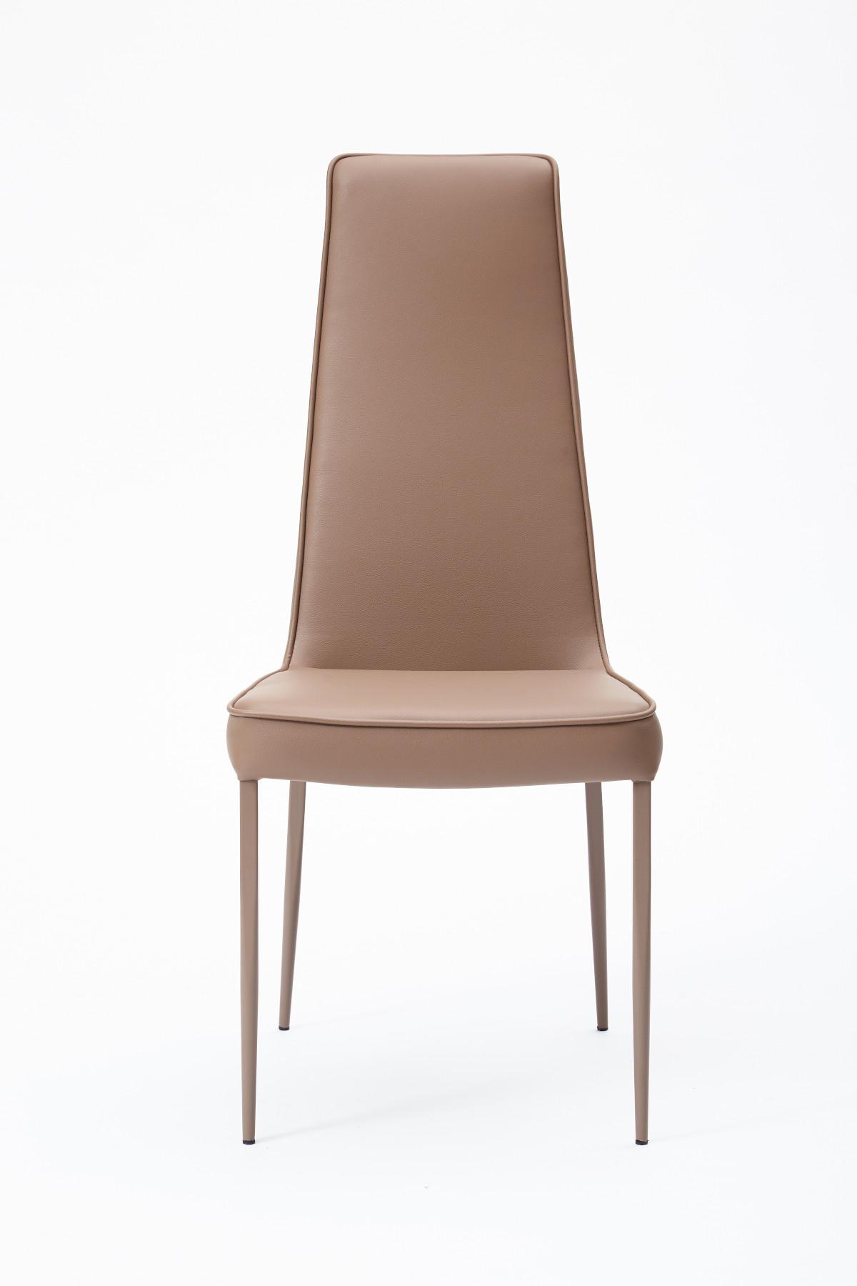 Mara Dining Chair Cappuccino