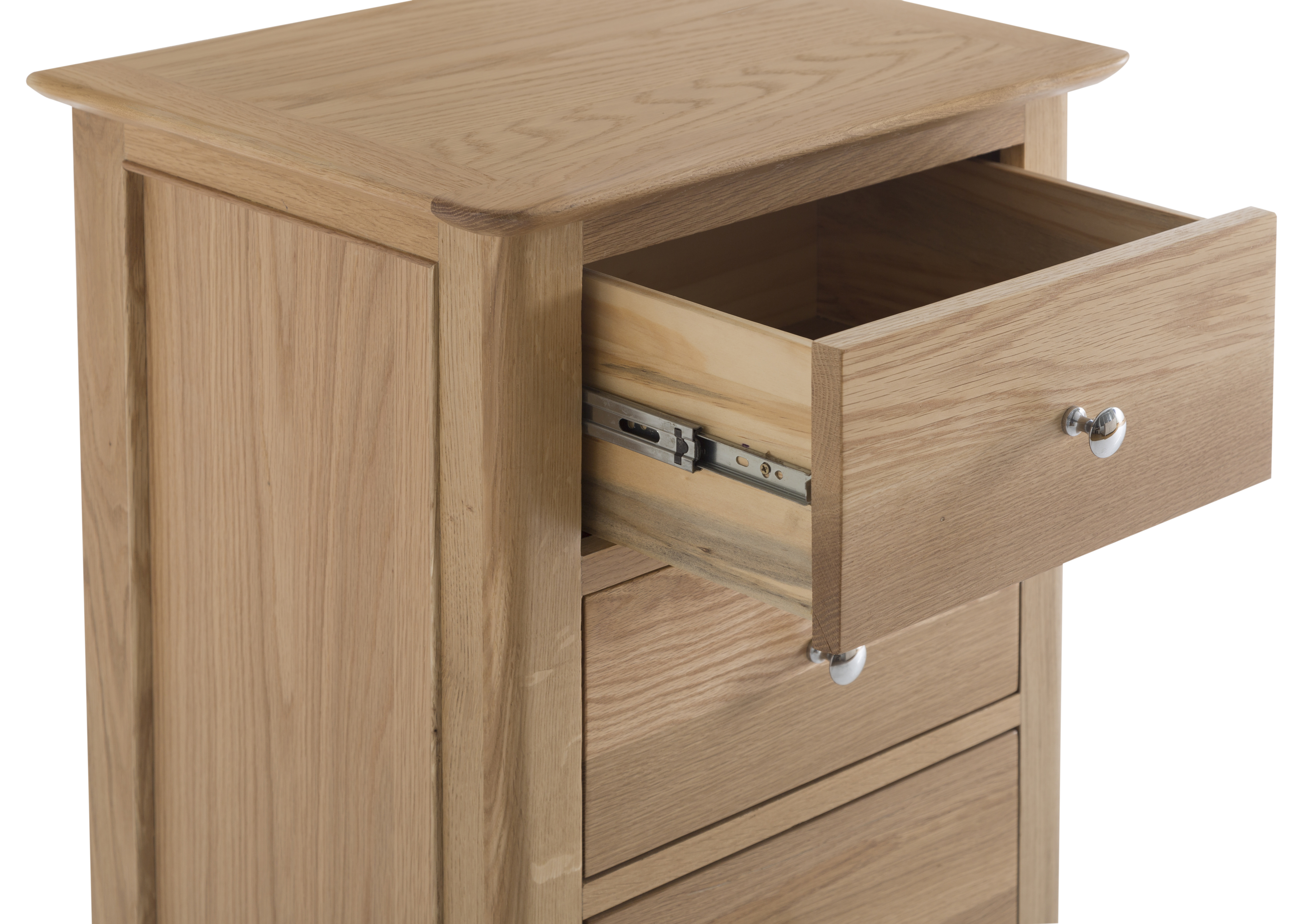 Clara 4 Drawer Narrow Chest of Drawers