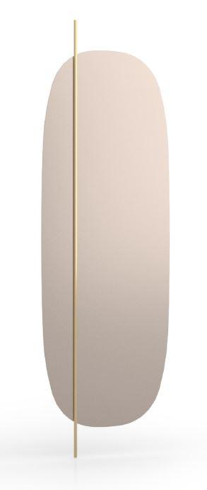 Calligaris Bronze Vanity Mirror