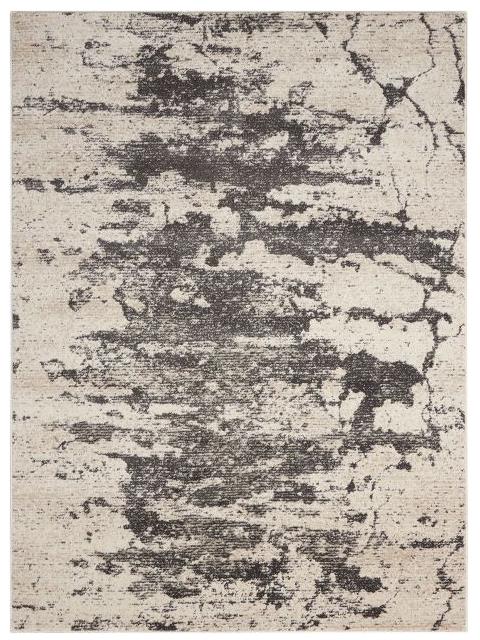 Maxell Rug - MAE07 - Ivory Grey