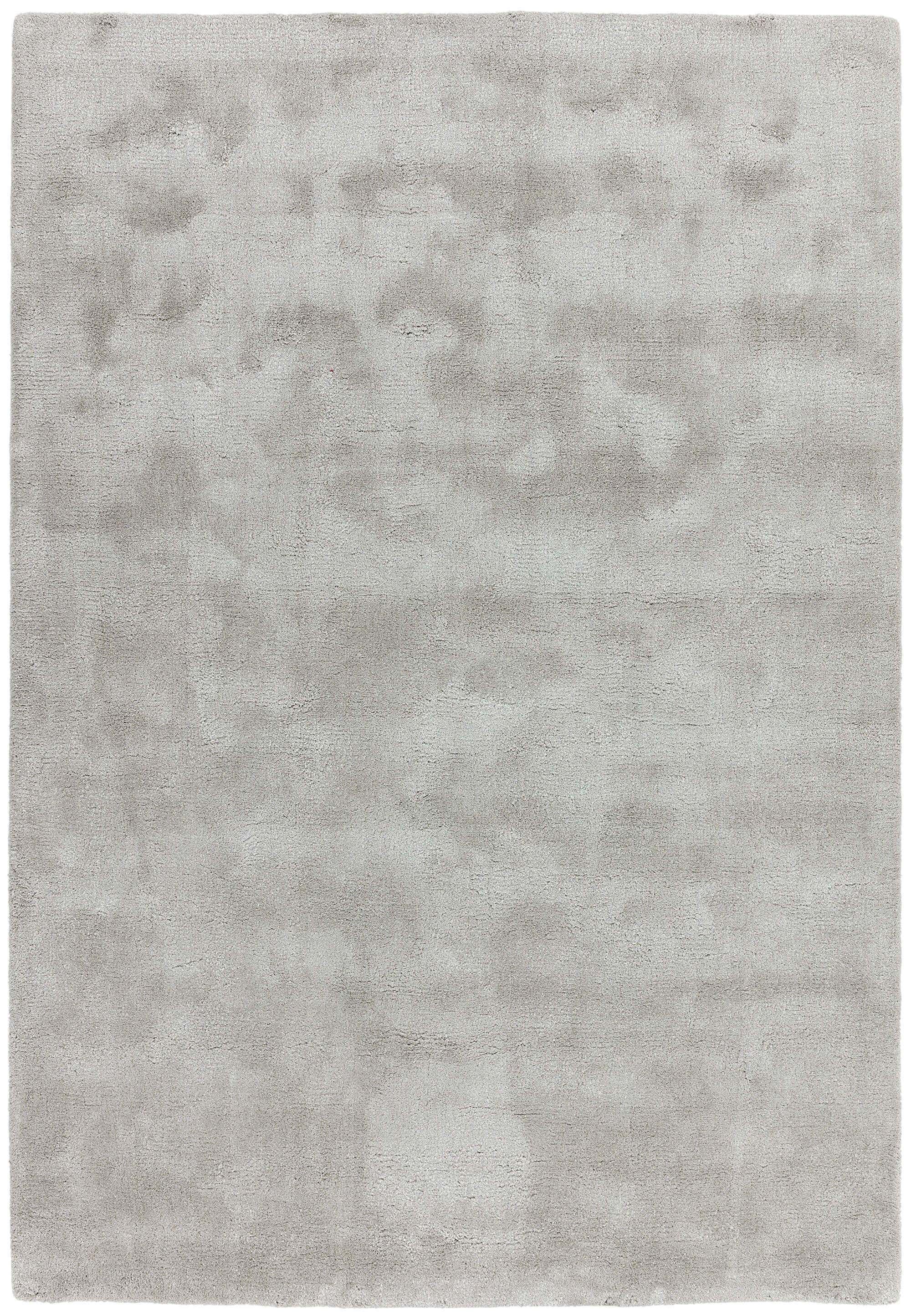 Aran Rug Feather Grey