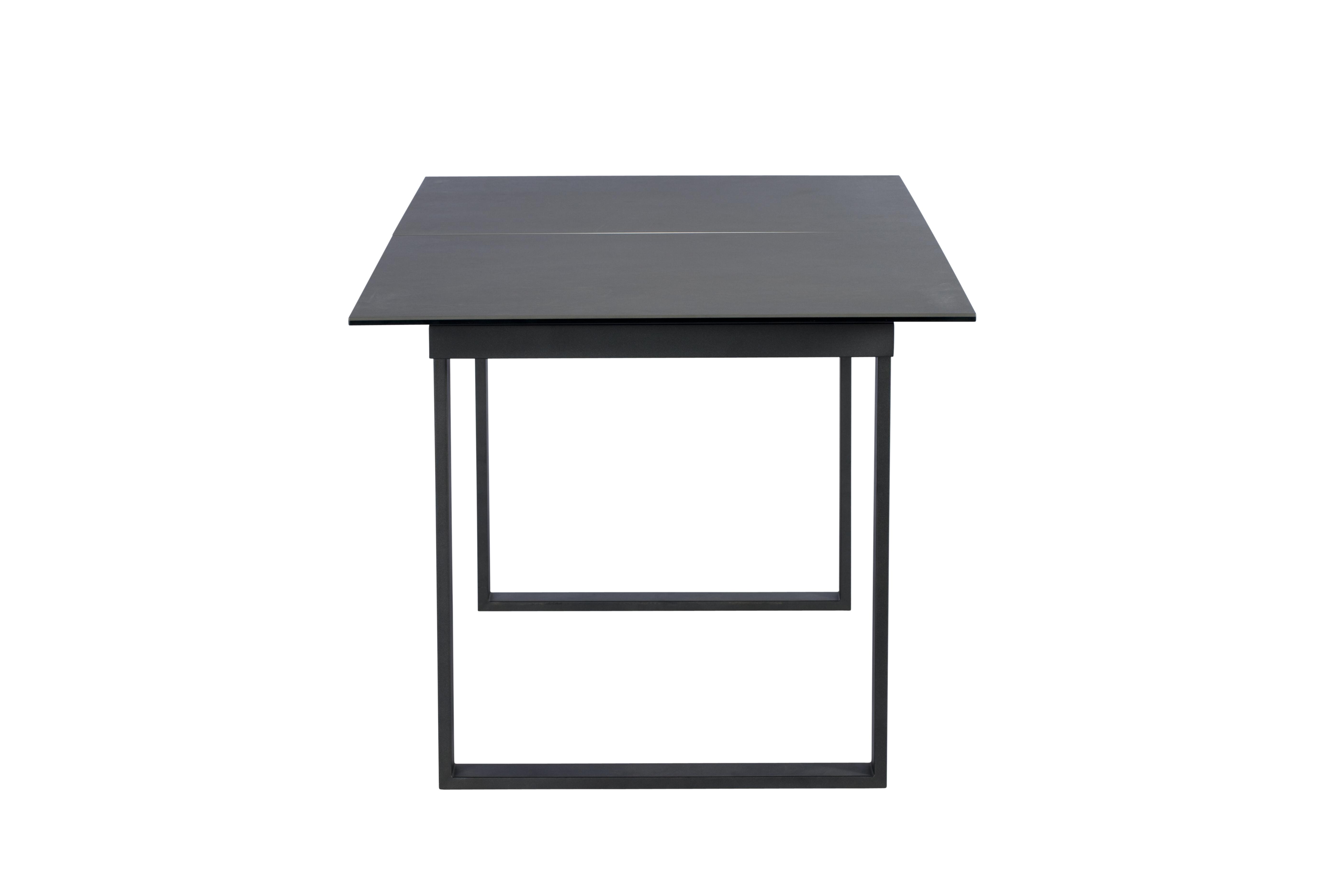 Monterrey Extending Dining Table - Dark Grey