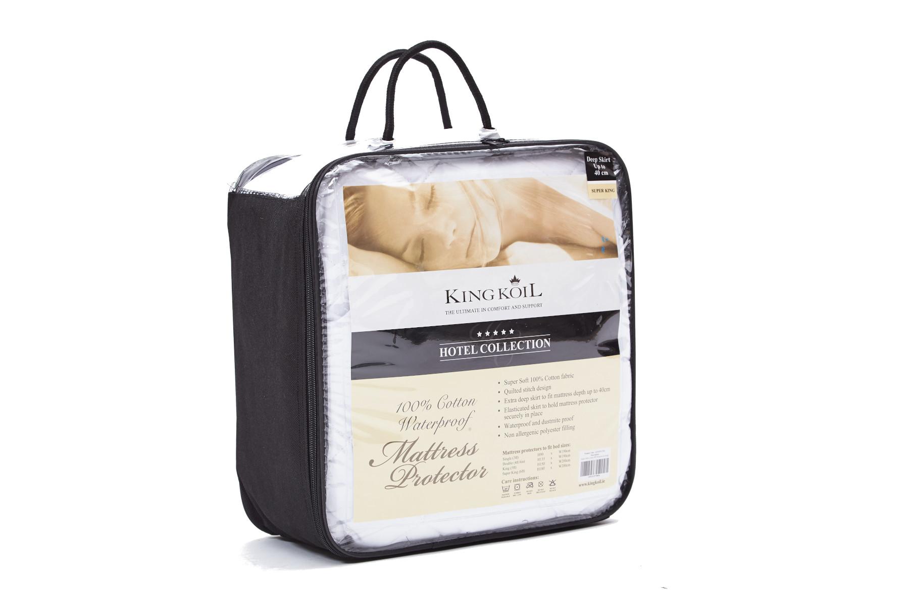 King Koil Hotel Mattress Protector