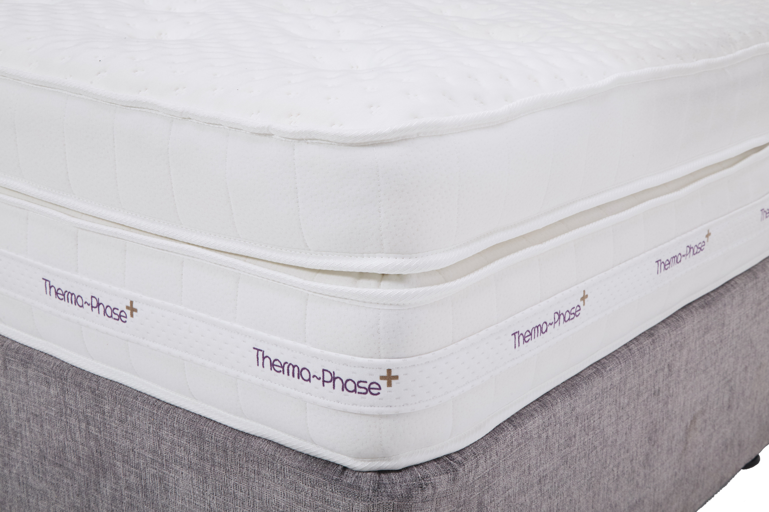 Caseys Thermaphase + 2500 Mattress & Divan