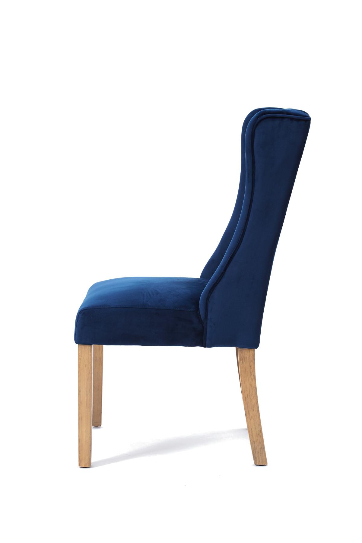 Ciara Navy Dining Chair