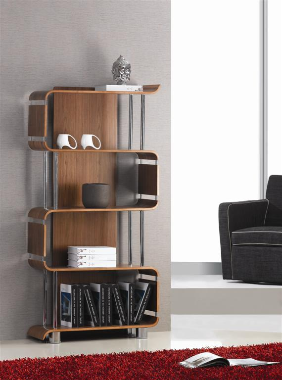 Curve Bookcase