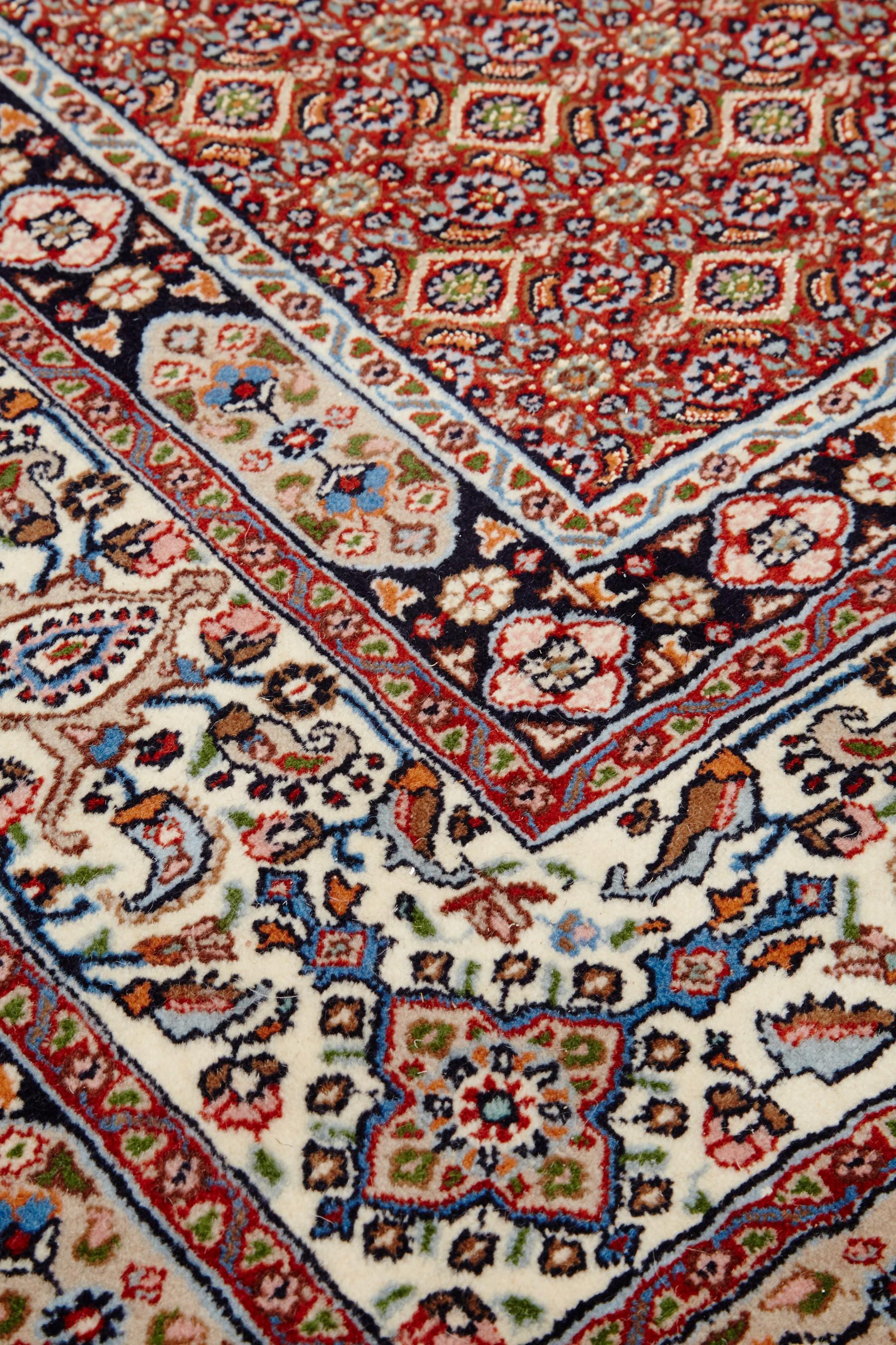 Persian Moud Rug 292x198 cm