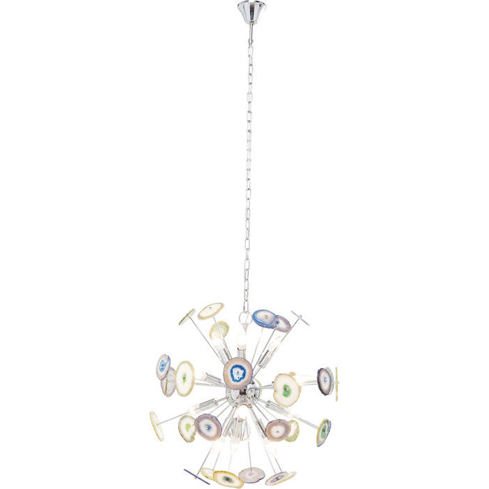 Chrome Ceiling Lamp