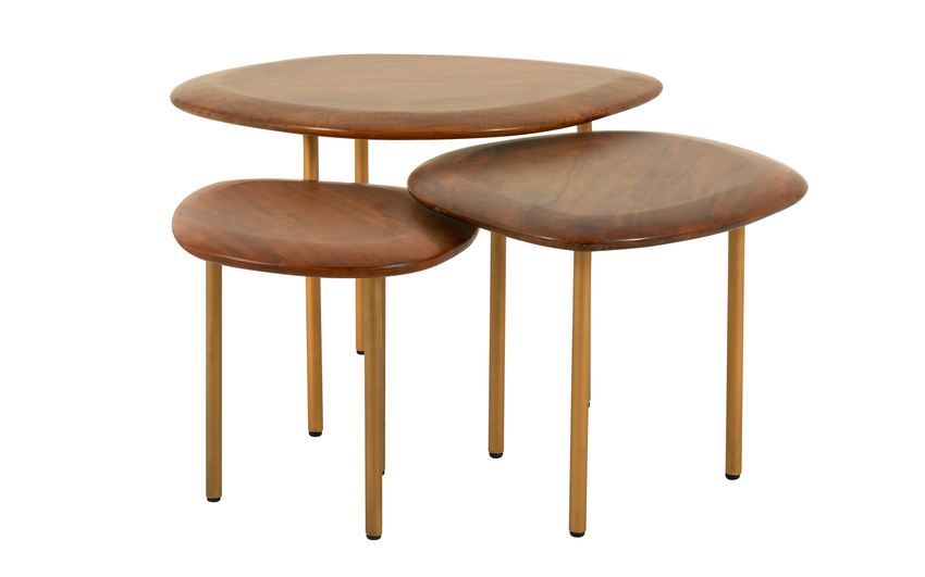 Java Nest of 3 Tables