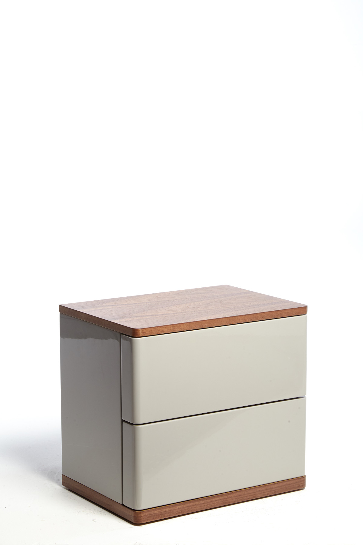 Hunter 2 Drawer Bedside