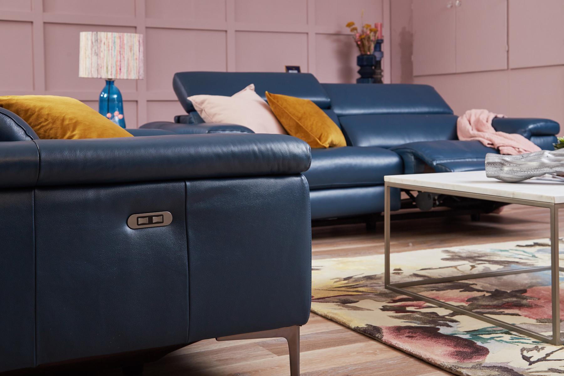 Passmore Electric 2 Seater Sofa
