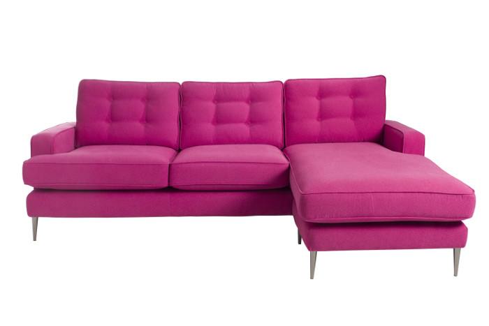 Rochdale Chaise 4 Seater Sofa