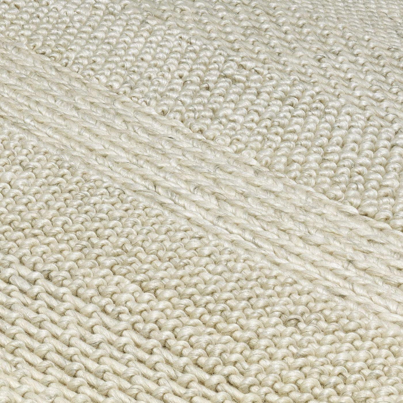 Coast Rug Cream Stripe