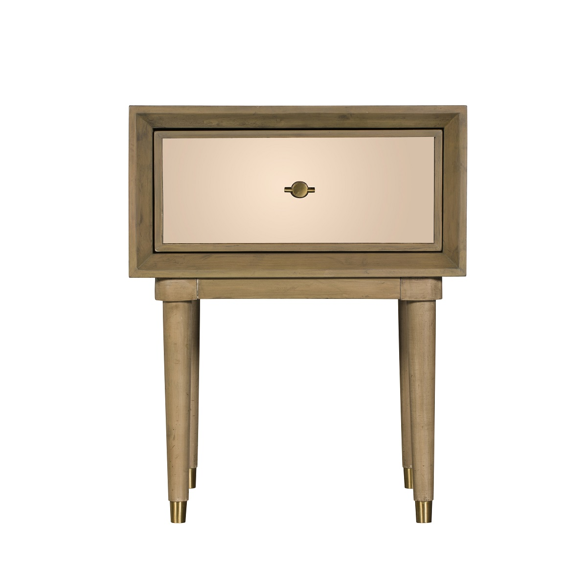 Elsie 1 Drawer Bedside Chest
