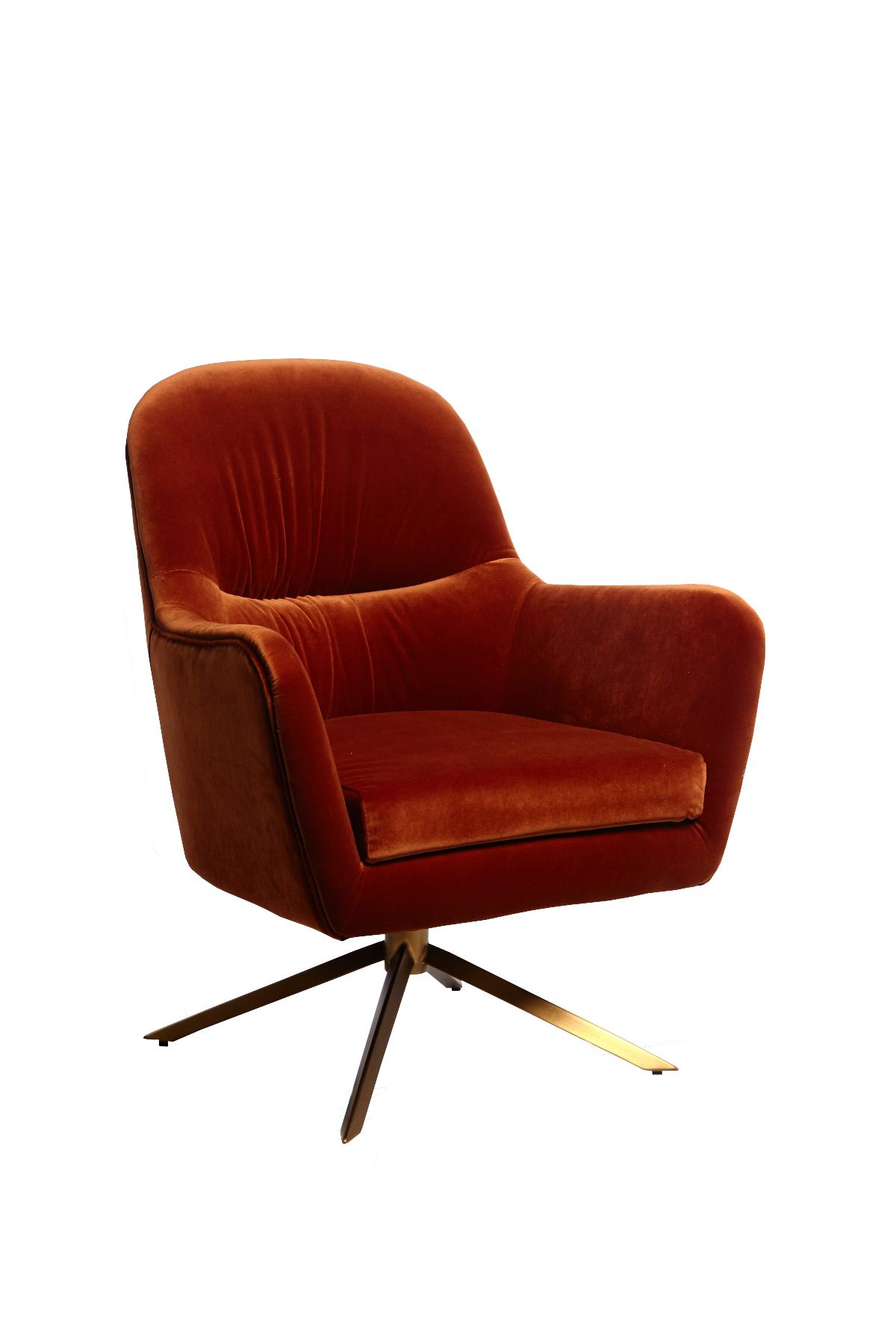 Heather Chair Orange