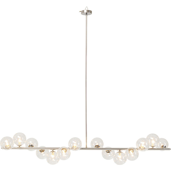 Scala Balls Chrome Pendant Lamp