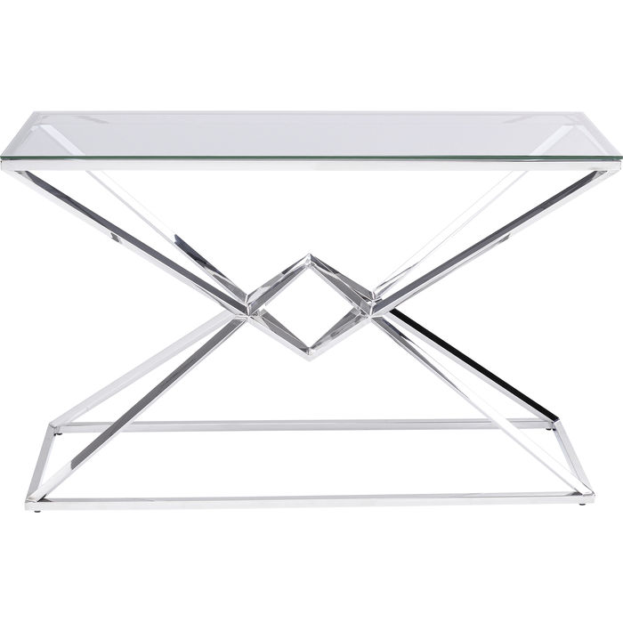 Diamond Connection Console Table