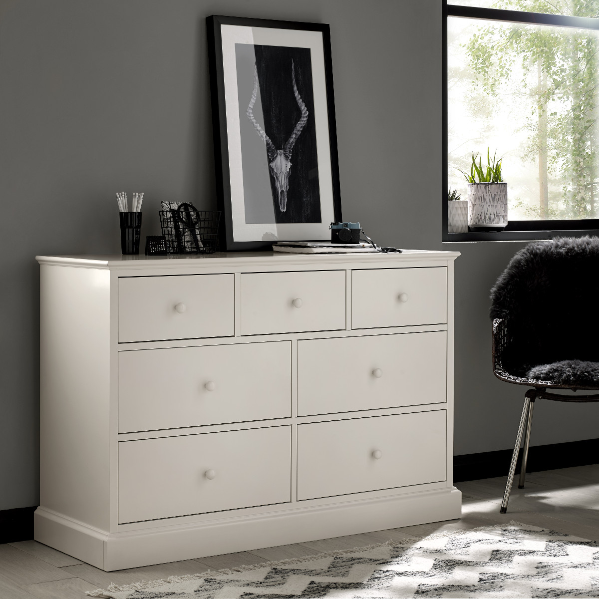 Aoibheann 3+4 Chest of Drawers