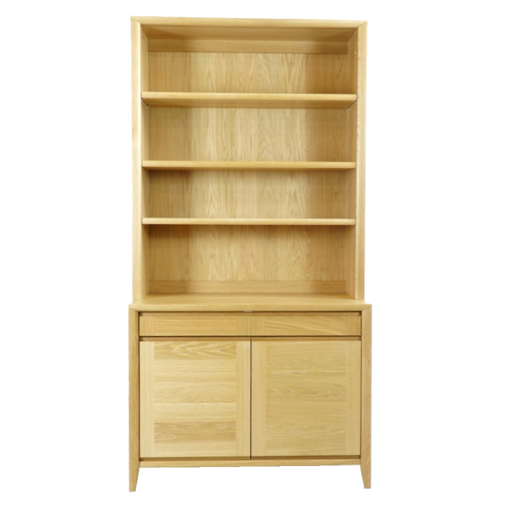 Oakley Narrow Sideboard with Top Unit - OUTLET