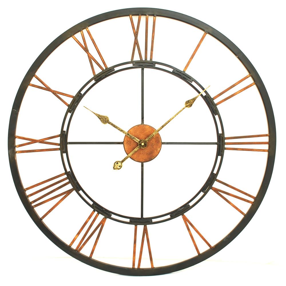 Skeletal Wall Clock