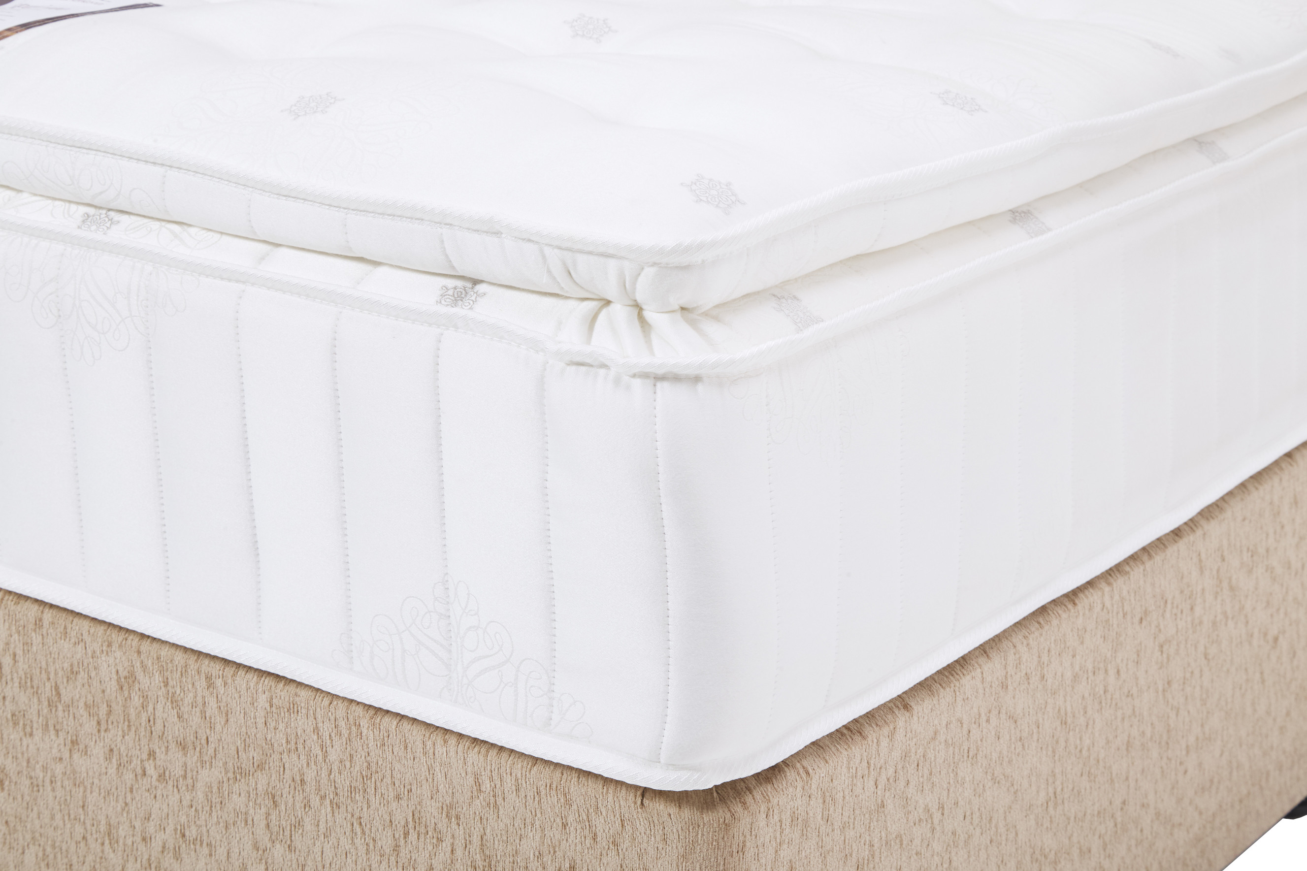 King Koil Caseys Natural Comfort 2000 Mattress & Divan